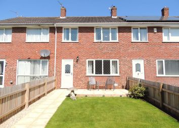 Thumbnail 3 bed terraced house for sale in Quantock Close, Warmley, Bristol