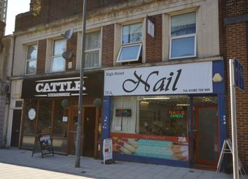 Thumbnail 1 bed flat for sale in High Street, Woking