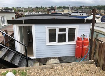 Thumbnail 1 bedroom houseboat for sale in Knight Rd, Castle View Marina, Strood