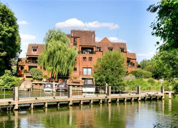 Thumbnail 4 bed flat for sale in Millbank, Mill Road, Marlow, Buckinghamshire