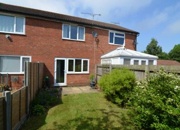 Thumbnail 2 bed terraced house for sale in Jasmine Close, Trimley St. Martin, Felixstowe