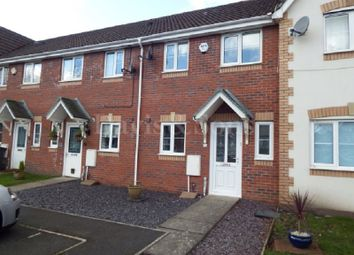 Thumbnail 2 bed terraced house to rent in Hollyhock Close, Rogerstone, Newport.
