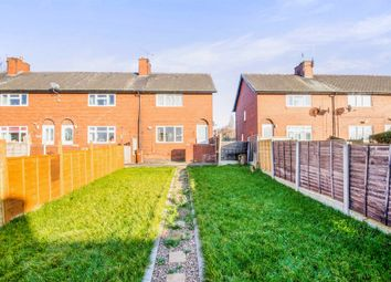 Thumbnail 3 bedroom end terrace house for sale in College Grove, Whitwood, Castleford