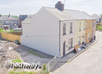 Thumbnail 2 bed end terrace house for sale in Brook Street, Pontrhydyrun, Cwmbran