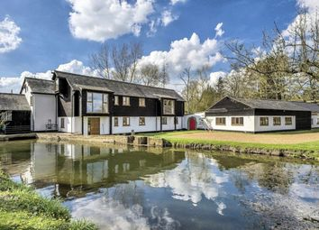 Thumbnail 7 bed detached house for sale in Foulden, Thetford, Norfolk
