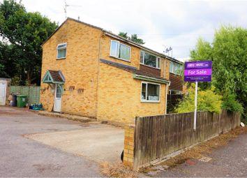 Thumbnail 3 bed semi-detached house for sale in Warren Close, Bordon