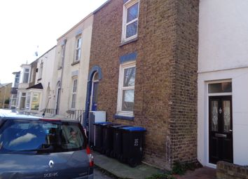 Thumbnail 2 bedroom terraced house to rent in Southwood Road, Ramsgate