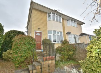 Thumbnail 2 bed semi-detached house for sale in Lower Northend, Batheaston, Bath