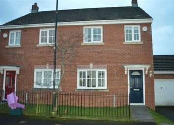 Thumbnail 3 bed semi-detached house for sale in Y Llanerch, Swansea