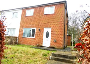Thumbnail 2 bedroom semi-detached house for sale in Eastwood Drive, Leeds
