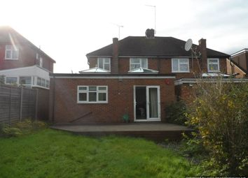 Thumbnail 3 bed semi-detached house for sale in Mimms Hall Road, Potters Bar