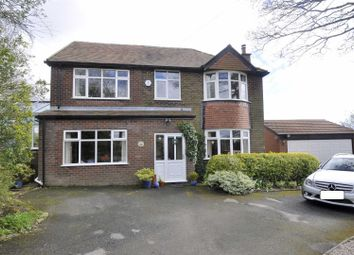Thumbnail 5 bedroom detached house for sale in Thorncliffe, Hollingworth, Hyde
