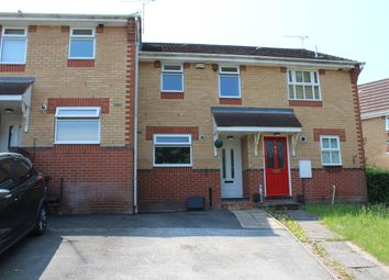 Thumbnail 2 bed town house for sale in Upton Close, Heanor