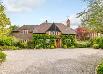 Thumbnail 4 bed detached house for sale in Ridgway, Pyrford, Woking