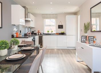 """Thumbnail 3 bedroom detached house for sale in """"Hadley"""" at Hook Lane, Aldingbourne, Chichester"""