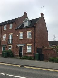 Thumbnail 3 bed end terrace house to rent in Cropston Road, Anstey