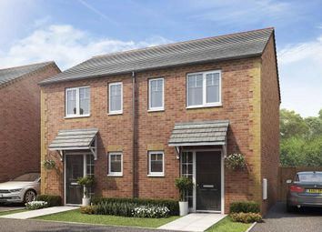 """Thumbnail 2 bed semi-detached house for sale in """"Appleford"""" at Grendon Road, Polesworth, Tamworth"""