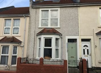 Thumbnail 2 bed terraced house for sale in Bloy Street, Easton, Bristol