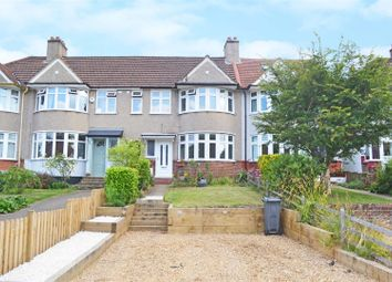 Thumbnail 3 bed terraced house to rent in Sidmouth Avenue, Isleworth