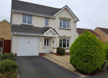 Thumbnail 4 bed detached house to rent in Elizabeth Road, Bude, Cornwall