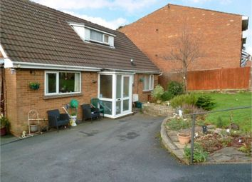 Thumbnail 3 bed detached bungalow for sale in Ruspidge Road, Cinderford, Gloucestershire