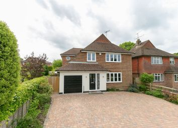 Thumbnail 4 bed detached house for sale in Fairlawn Drive, East Grinstead