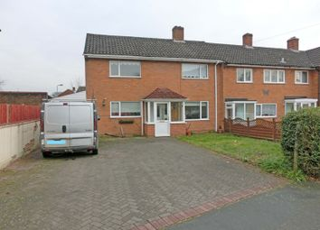 Thumbnail 4 bed semi-detached house for sale in Shawfield, Hollywood, Birmingham