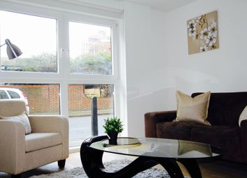 Thumbnail 2 bed flat to rent in Harbinger Road, London