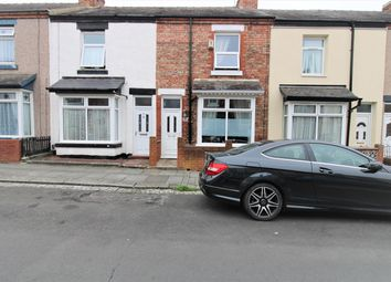 Thumbnail 2 bed terraced house for sale in Grainger Street, Darlington
