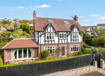 4 bed detached house for sale in Ilsham Marine Drive, Torquay TQ1