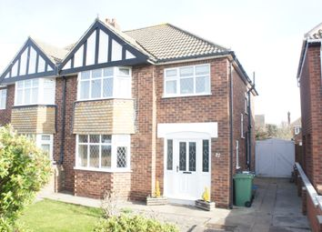 Thumbnail 3 bedroom semi-detached house for sale in Hardys Road, Cleethorpes