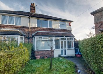 Thumbnail 3 bed semi-detached house for sale in The Avenue, Newcastle-Under-Lyme