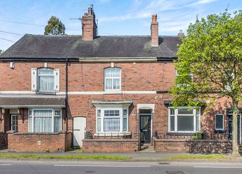 Thumbnail 4 bedroom terraced house for sale in Leek Road, Milton, Stoke-On-Trent