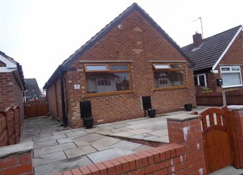 Thumbnail 2 bed detached bungalow for sale in The Drive, Bredbury, Stockport