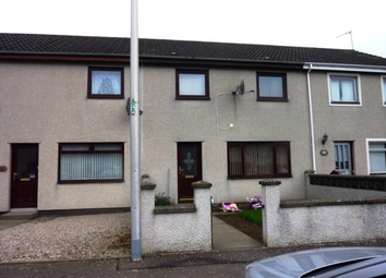 Thumbnail 3 bed terraced house to rent in Gannochy Crescent, Montrose