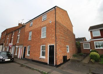 Thumbnail 3 bed end terrace house for sale in Caldecote Street, Newport Pagnell, Buckinghamshire