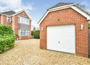 Thumbnail 4 bed detached house for sale in Deansway Court, Chippenham