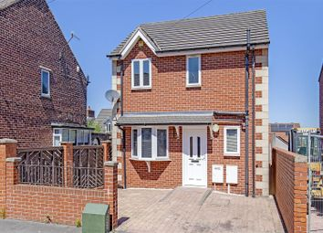 Thumbnail 3 bed detached house for sale in Heywood Street, Brimington, Chesterfield