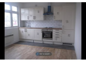 Thumbnail 1 bed flat to rent in Wesley Avenue, London