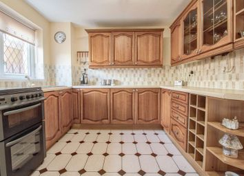Thumbnail 3 bedroom terraced house for sale in Swinderby Garth, Bransholme, Hull