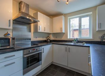 Thumbnail 2 bed flat for sale in Ashbourn Way, Llanishen, Cardiff