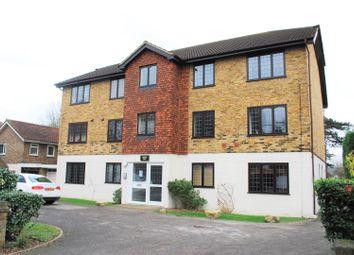 Thumbnail 1 bed flat to rent in Rushmon Court, Hook Road, Surbiton
