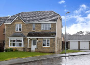 Thumbnail 4 bed detached house for sale in Kingston Gardens, Ellon