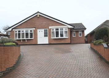 Thumbnail 3 bed detached bungalow to rent in High Street, Linton, Swadlincote