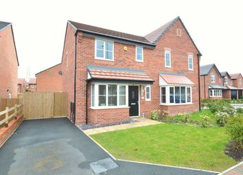 Thumbnail 3 bed semi-detached house for sale in Wright Close, St. Helens