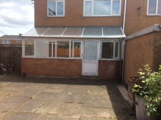 Thumbnail 1 bed flat to rent in Briarwood, Telford
