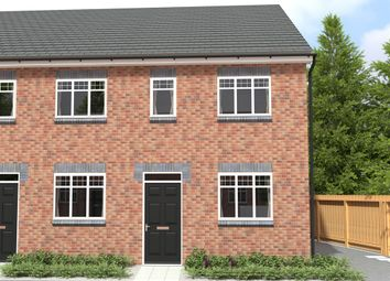 Thumbnail 2 bed town house for sale in Peel Street, Tipton