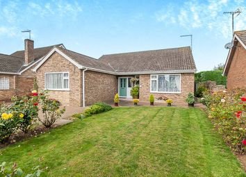 Thumbnail 3 bed detached bungalow for sale in Bellmans Road, Whittlesey, Peterborough