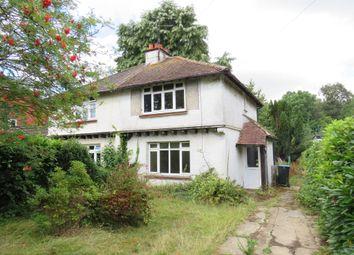 3 bed semi-detached house for sale in Rowplatt Lane, Felbridge, East Grinstead RH19