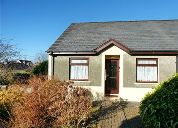 Thumbnail 2 bed bungalow for sale in Chapelfield Gardens, Narberth, Pembrokeshire